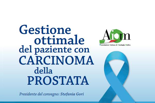 aiom carcinoma prostata